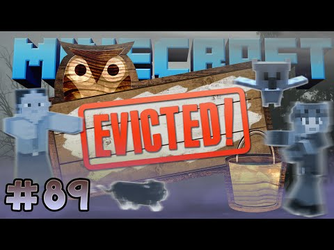 Minecraft: Evicted! #89 - Zombie Madness! (yogscast Complete Mod Pack) video