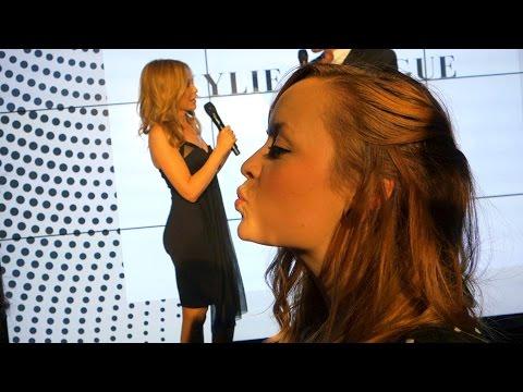 FMA ♥ ich küsse Kylie Minogue ツ
