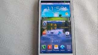 Samsung Galaxy S3 ONE CLICK CLEAR APP REVIEW