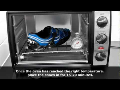 How to Heat Mould your Bont Cyling Shoes