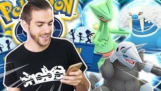 ALLA RICERCA DI MEW! X20 NUOVE EVOLUZIONI! - Pokemon GO ITA