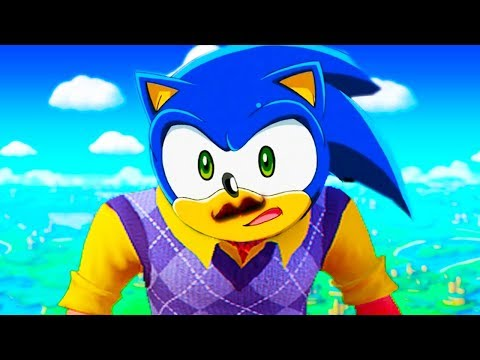 СОНИК - МОЙ СОСЕД! || Sonic Dreams Collection #3