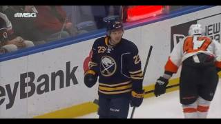 BUFFALO SABRES vs PHILADELPHIA FLYERS (Jan 10)