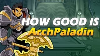 download lagu How Good Is Archpaladin? Aqw Class Review, Guide And gratis