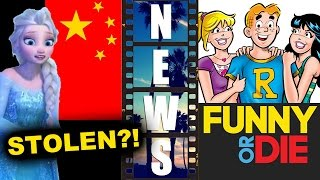 China Rips Off Frozen, Funny Or Die Takes Archie Comics To Broadway! - Beyond The Trailer