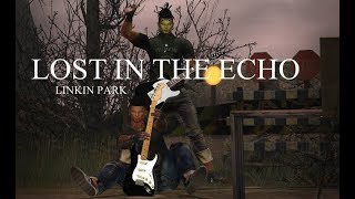 LINKIN PARK LOST IN THE ECHO [SECONDLIFE]