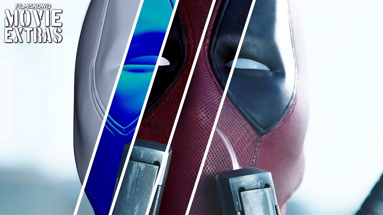 Deadpool - VFX Breakdown By Image Engine (2016)