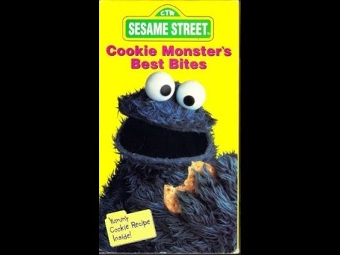 Opening To Sesame Street:Cookie Monster's Best Bites 1995 ...