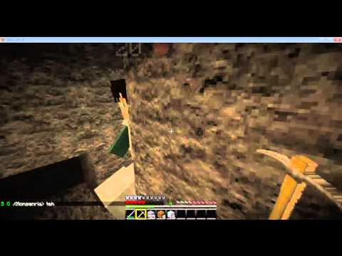 LifeCraft #1 Piscina e Caverna Escondida