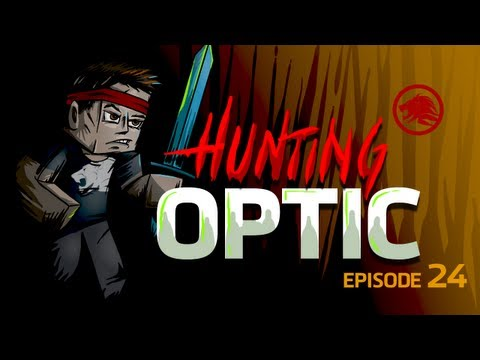 Minecraft: Hunting OpTic The Chase Is On Episode 24