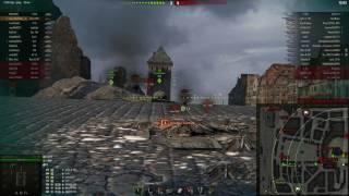 World Of Tanks -- 9.17.1 -- Strv 103B -- 8469 damage -- 5 kills -- 1230 xp