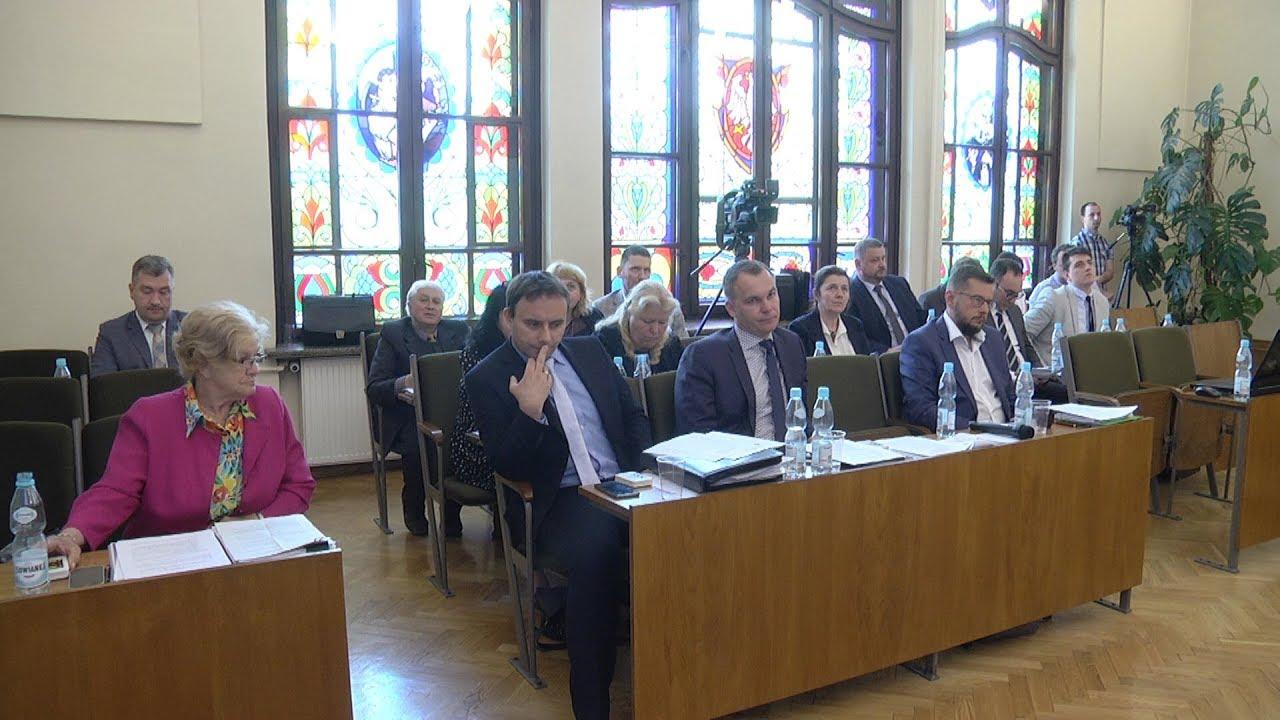 XI sesja Rady Miejskiej, część II