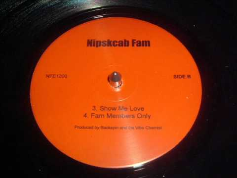 Nipskcab Fam - Fam Members Only