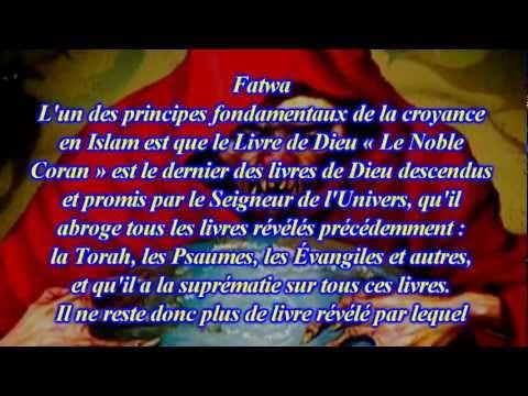 Je défie tout savant musulman sur Terre de me prouver le contraire !