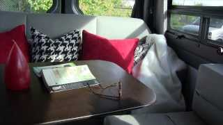 How We Roll in our RV - Storing Bedding in an RV