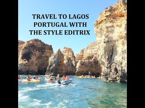 LAGOS PORTUGAL TRAVEL DIARY
