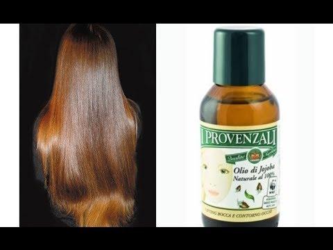 Cristalli di lino per capelli