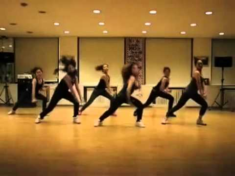 Winners Dance School Girl's Hiphop video