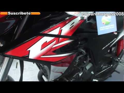 2013 honda cb 110 negro modelo 2013 al 2014 colombia FULL HD