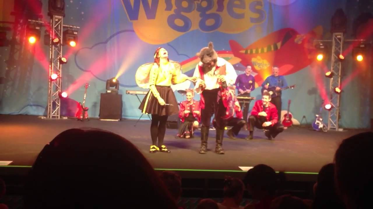 the wiggles taking off tour in griffith