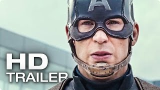 CAPTAIN AMERICA 3: Civil War Official Trailer (2016)