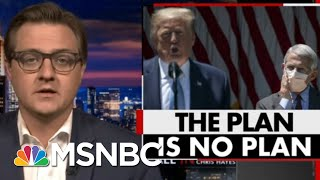 Hayes: Fauci Is Trying To Fight Coronavirus While Trump Is Trying To Fight Reality | All In | MSNBC