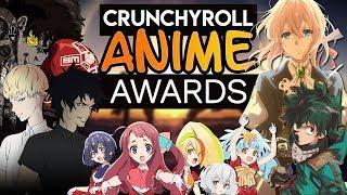 MON ANIME FAVORI DE 2018 ? - Crunchyroll Anime Awards