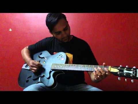 Chura Liya Hai Tumne Jo Dil Ko on Guitar - Instrumental - Yaadon...
