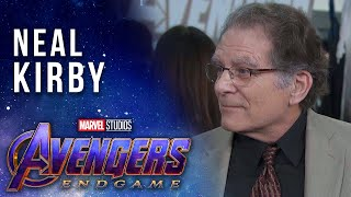 Neal Kirby about Jack Kirby at the Premiere