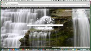 How To Change Your Google Home Page Background Image