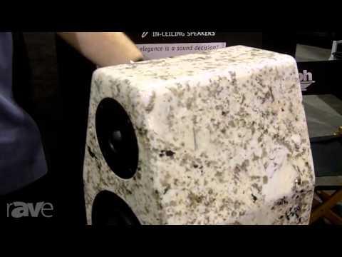 CEDIA 2013: rbh Sound Explains the Status Acoustics Ultra High End Line of Granite Speakers