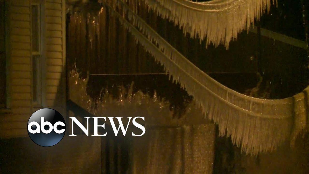 Deep Freeze For 65 Million Americans
