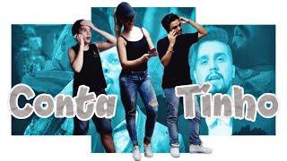 Contatinho - Nego do Borel ft  Luan Santana - COREOGRAFIA Gang AD