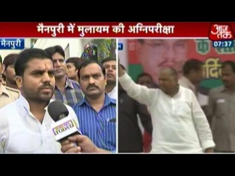 Will try to retain Mulayam's victory margin: Mainpuri SP candidate