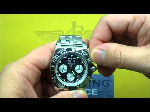 Breitling Chronomat B01 01 Video Review #2