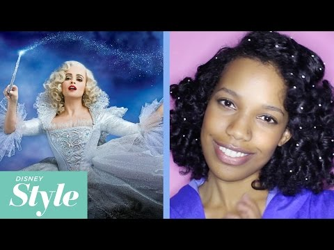 Cinderella Fairy Godmother Hair Gems | Disney Style