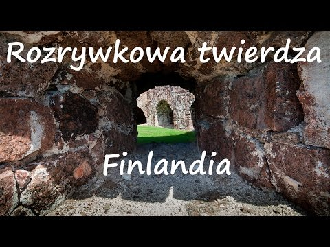 Żeglowanie Na Safranie - Twierdza Svartholm, Zatoka Fińska