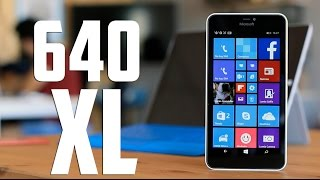 Microsoft Lumia 640 XL, Review en español