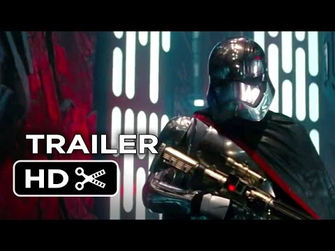 Star Wars: Episode VII - The Force Awakens TEASER TRAILER 2 (2015) - J.J. Abrams Movie HD