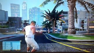 GTA5 cheats for Xbox 360