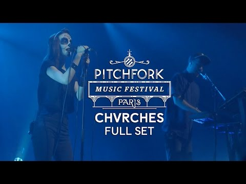 Chvrches   Full Set   Pitchfork Music Festival Paris 2014   PitchforkTV