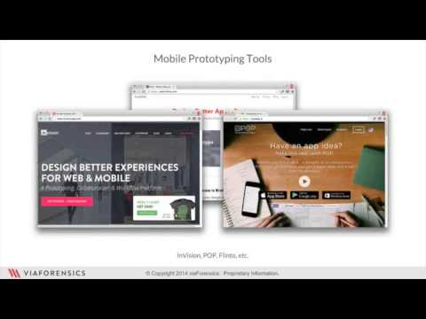 User Experience Challenges in Mobile App Design: viaTalks Episode 5 with Phil Weber