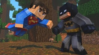 Minecraft Mod: ESCADONA - SUPERMAN VS BATMAN ‹ AM3NIC ›