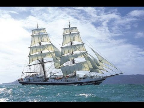 Stavros S Niarchos arrives in Dublin - part 1