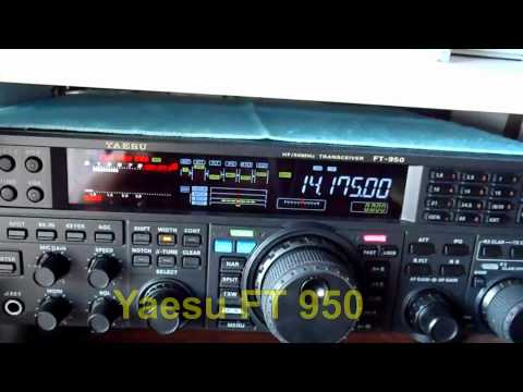 Ham Radio Deluxe & FT950