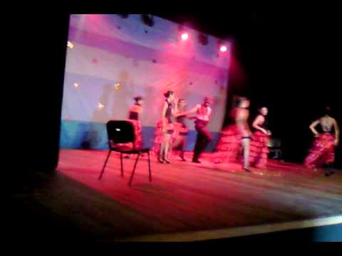 Tango CBJ 3º ano - Die Another Day
