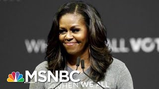 Michelle Obama On Donald Trump's Presidency: Where Is The Bottom? | The 11th Hour | MSNBC