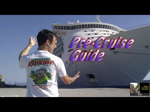 Pre-Cruise Guide for Royal Caribbean (Mariner of the Seas)
