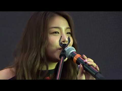 Ailee - I Will Go To You Like The First Snow (Goblin OST) - Live - KCON West- Hammer Museum - 8/8/18