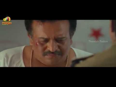 Mammootty Enquiring Dileep - Commissioner Eeswar Pandiyan Movie Scenes video